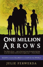 One Million Arrows book cover
